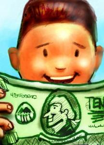 """""""Can I Have Some Money?"""" gives money lessons to kids and the people that love them."""