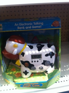 Electronic Toy Bank